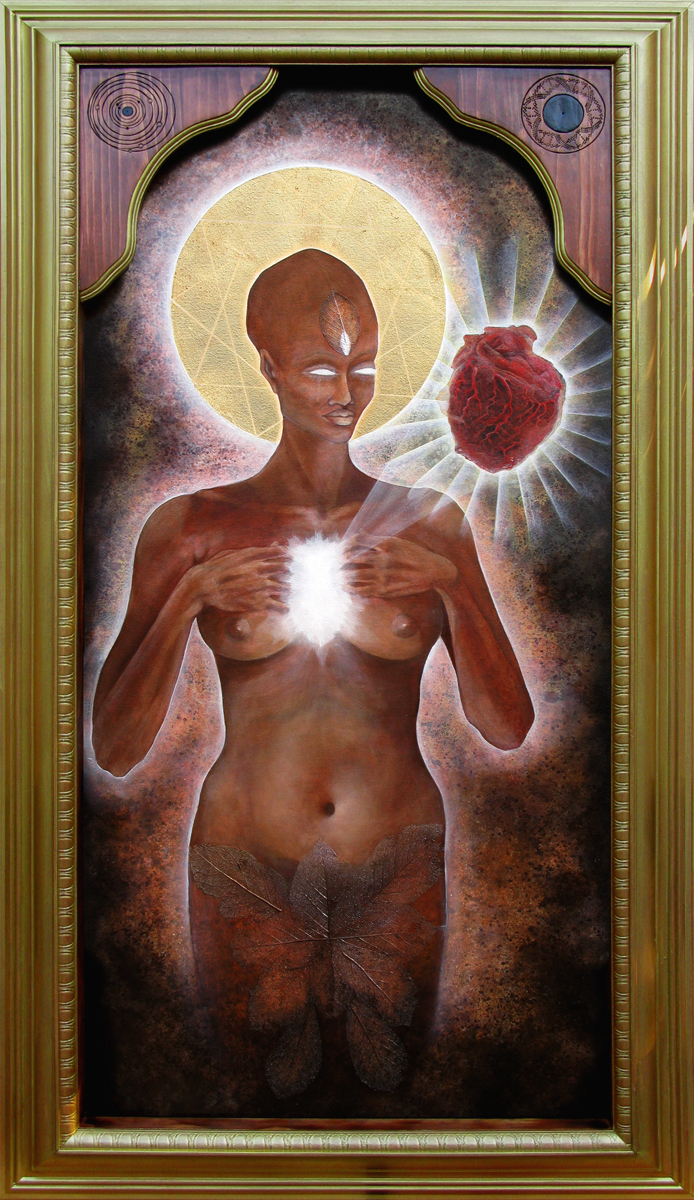 Sacred Heart of the Blessed Mother Gaia